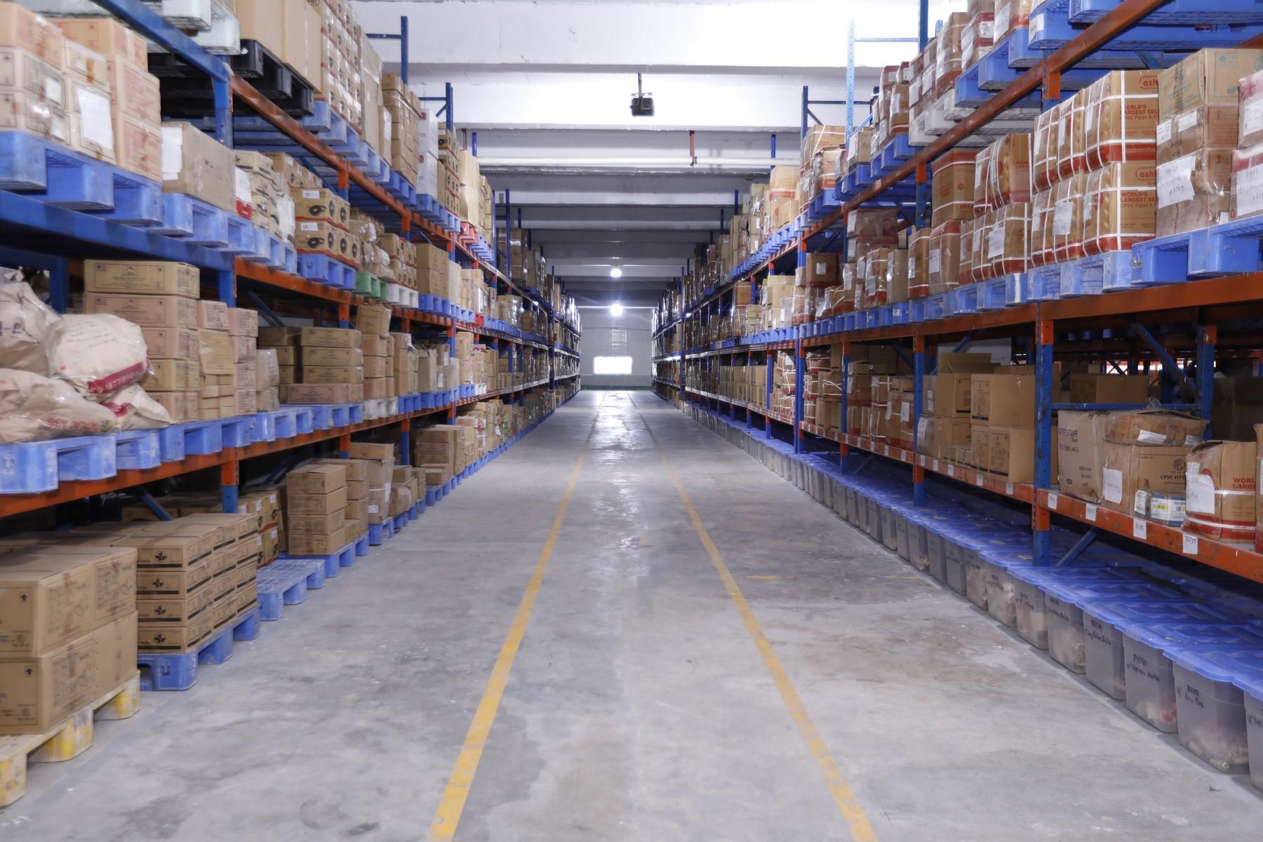 PIP Warehouse
